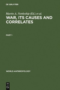 Cover War, its Causes and Correlates