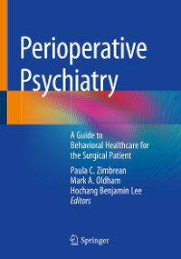 Cover Perioperative Psychiatry