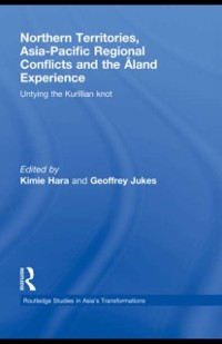 Cover Northern Territories, Asia-Pacific Regional Conflicts and the Aland Experience