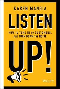 Cover Listen Up!