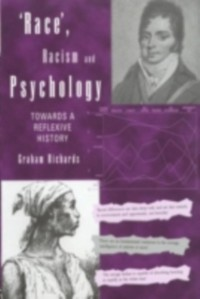 Cover Race, Racism and Psychology