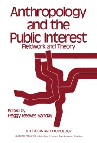 Cover Anthropology and the Public Interest