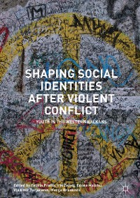 Cover Shaping Social Identities After Violent Conflict