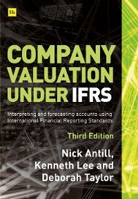 Cover Company valuation under IFRS - 3rd edition