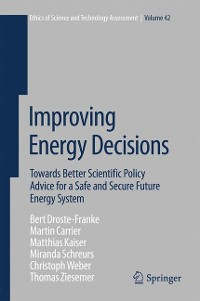 Cover Improving Energy Decisions