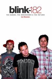 Cover Blink 182 - The Band, The Breakdown & The Return