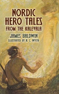 Cover Nordic Hero Tales from the Kalevala