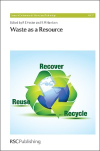 Cover Waste as a Resource