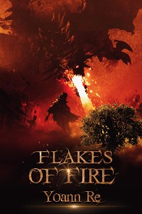 Cover Flakes of Fire