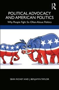Cover Political Advocacy and American Politics