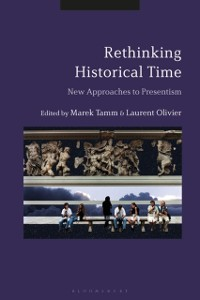 Cover Rethinking Historical Time