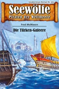 Cover Seewölfe - Piraten der Weltmeere 563