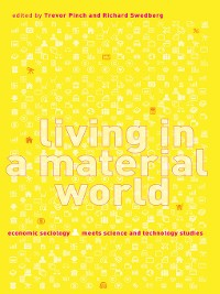Cover Living in a Material World