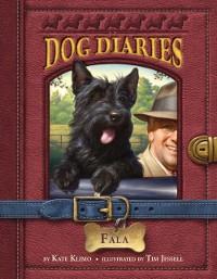 Cover Dog Diaries #8: Fala