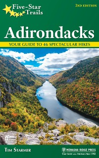 Cover Five-Star Trails: Adirondacks