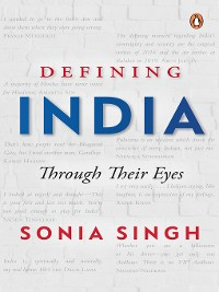 Cover Defining India