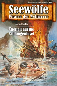 Cover Seewölfe - Piraten der Weltmeere 229