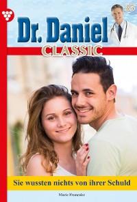 Cover Dr. Daniel Classic 35 – Arztroman
