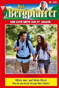 Cover Der Bergpfarrer 226 – Heimatroman