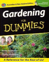 Cover Gardening For Dummies, Australian and New Zeal
