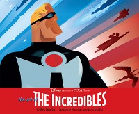 Cover The Art of The Incredibles