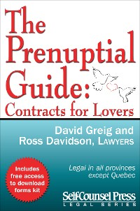 Cover The Prenuptial Guide