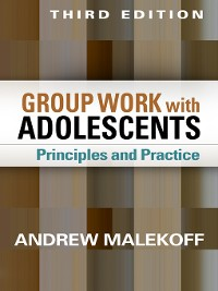 Cover Group Work with Adolescents