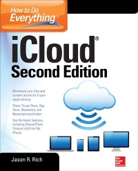 Cover How to Do Everything: iCloud, Second Edition