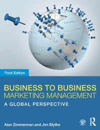 Cover Business to Business Marketing Management