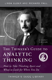 Cover The Thinker's Guide to Analytic Thinking
