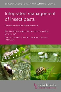 Cover Integrated management of insect pests: Current and future developments