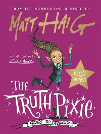 Cover The Truth Pixie Goes to School