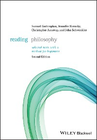 Cover Reading Philosophy