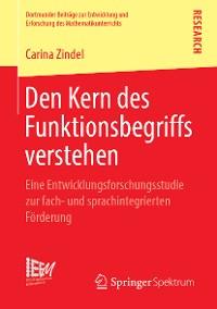 Cover Den Kern des Funktionsbegriffs verstehen