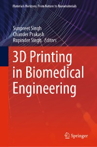 Cover 3D Printing in Biomedical Engineering