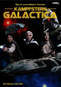 Cover KAMPFSTERN GALACTICA