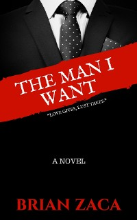 Cover The man I want