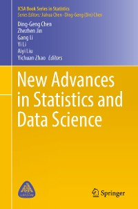 Cover New Advances in Statistics and Data Science
