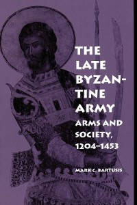 Cover The Late Byzantine Army