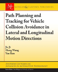 Cover Path Planning and Tracking for Vehicle Collision Avoidance in Lateral and Longitudinal Motion Directions