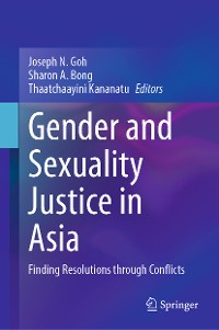 Cover Gender and Sexuality Justice in Asia
