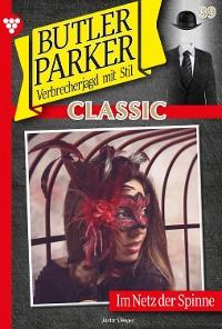 Cover Butler Parker Classic 39 – Kriminalroman