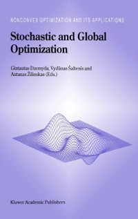 Cover Stochastic and Global Optimization
