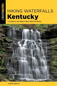 Cover Hiking Waterfalls Kentucky