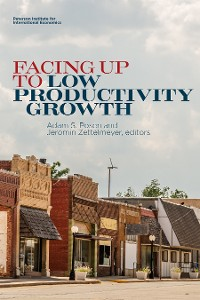 Cover Facing Up to Low Productivity Growth