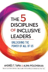 Cover The 5 Disciplines of Inclusive Leaders
