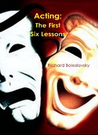 Cover Acting: The First Six Lessons