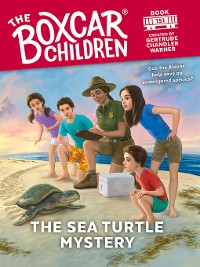 Cover The Sea Turtle Mystery