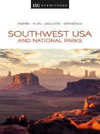 Cover DK Eyewitness Travel Guide Southwest USA and National Parks
