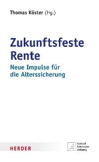 Cover Zukunftsfeste Rente